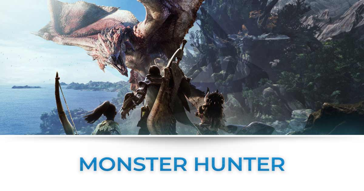 Monster Hunter : Le news principali sulla IP