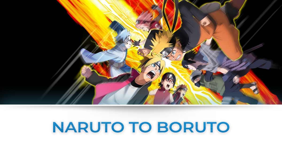 Tutte le news su Naruto To Boruto