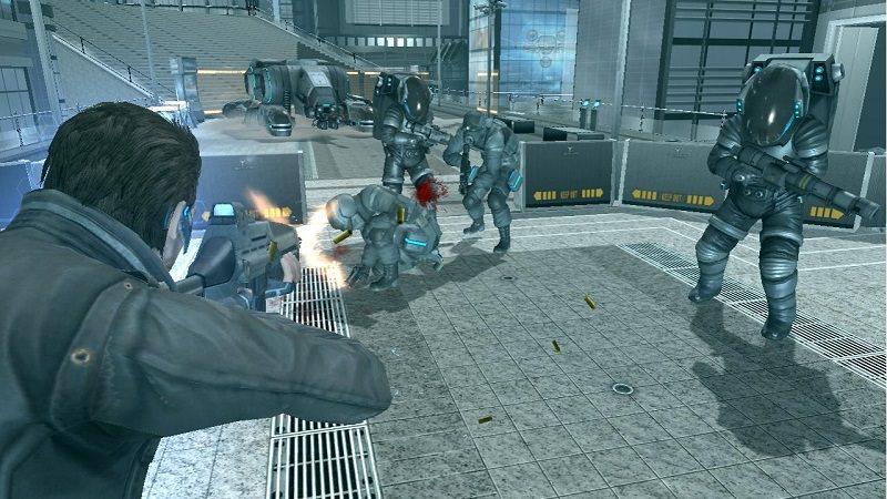 mindjack videogioco abilità psichiche
