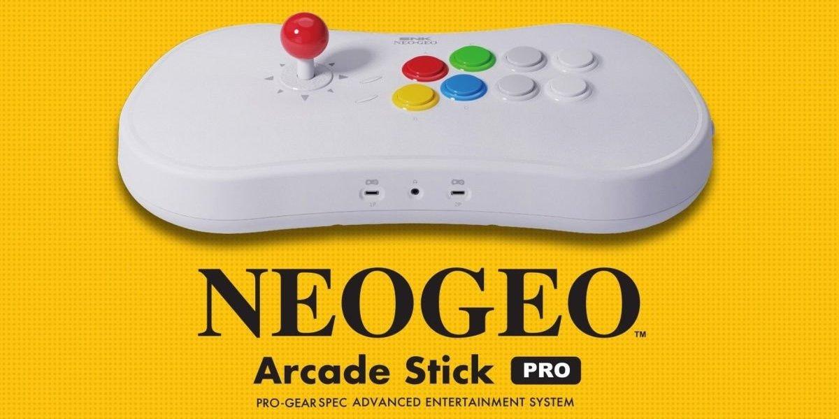 neogeo arcade stick