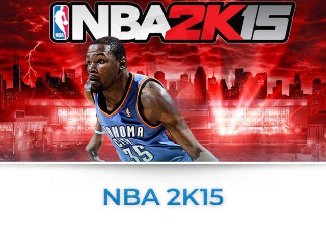 Tutte le news su NBA 2k15