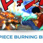 Tutte le news su One Piece Burning Blood