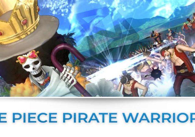 Tutte le news su One Piece Pirate Warriors 2