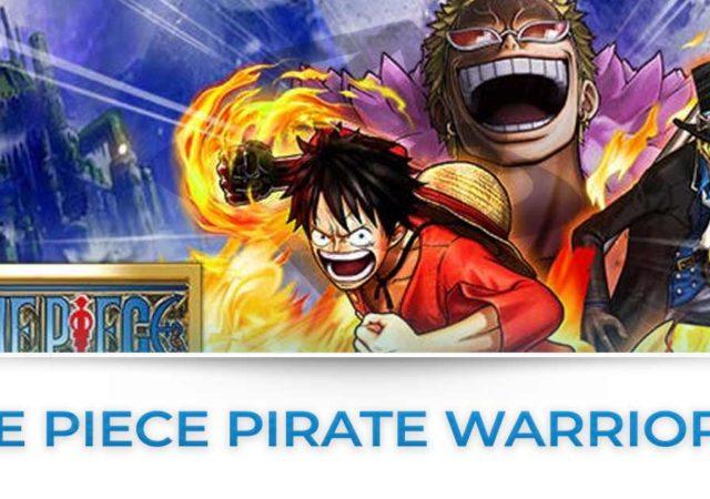 Tutte le news su One Piece pirate Warriors 3