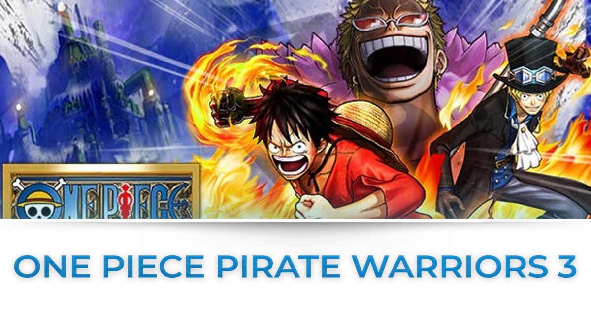 Tutte le news su One Piece pirate Warriors 3