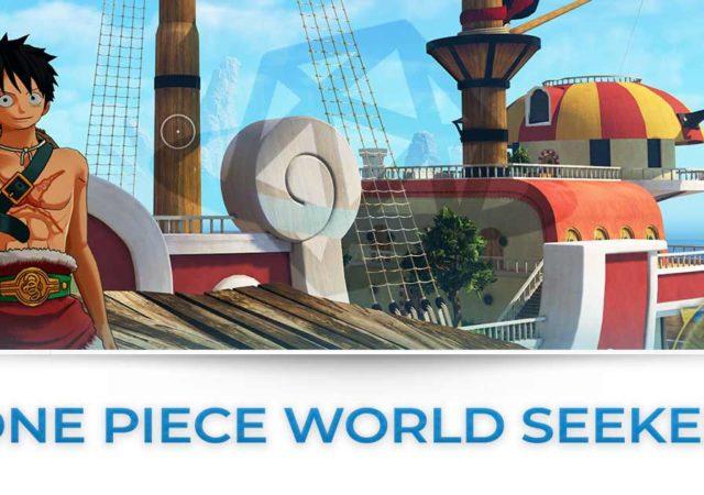 Tutte le news su One Piece World Seeker