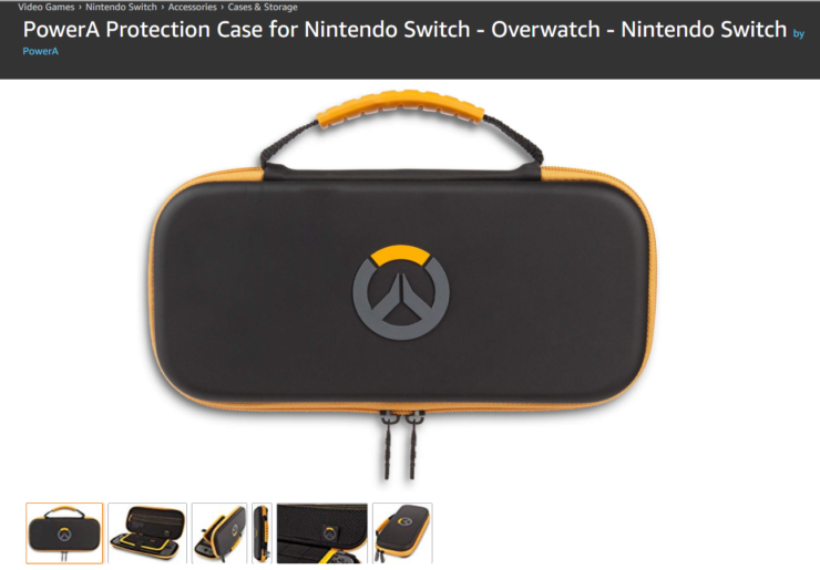 overwatch switch case