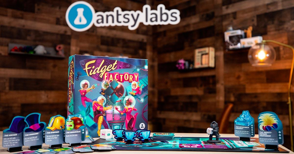 player fidget factory tavolo