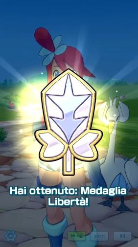 Come ottenere le medaglie WPM in Pokemon Masters