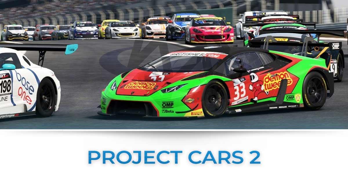 Project Cars 2 : Tutte le news