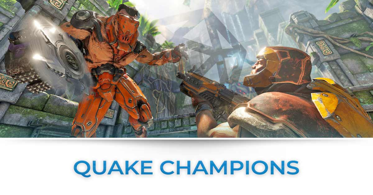 Quake Champions : Tutte le news