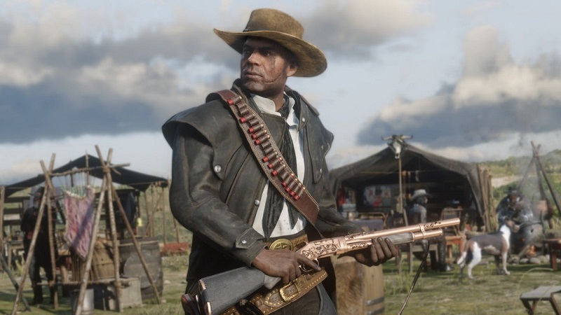 fare soldi in red dead online