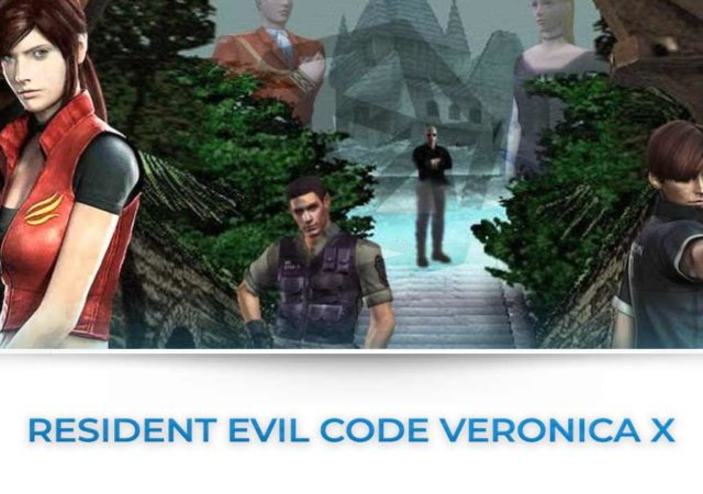 Tutte le news su Resident evil code veronica X