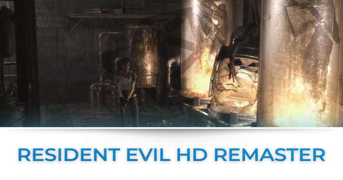 Tutte le news su resident evil HD remastered