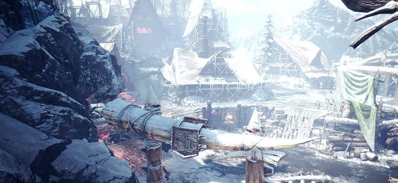 Monster Hunter World Iceborne, Tigrex, Clutch claw, rampino, come si usa, guida mostri, guida caccia iceborne, Seliana, Nuova base di caccia