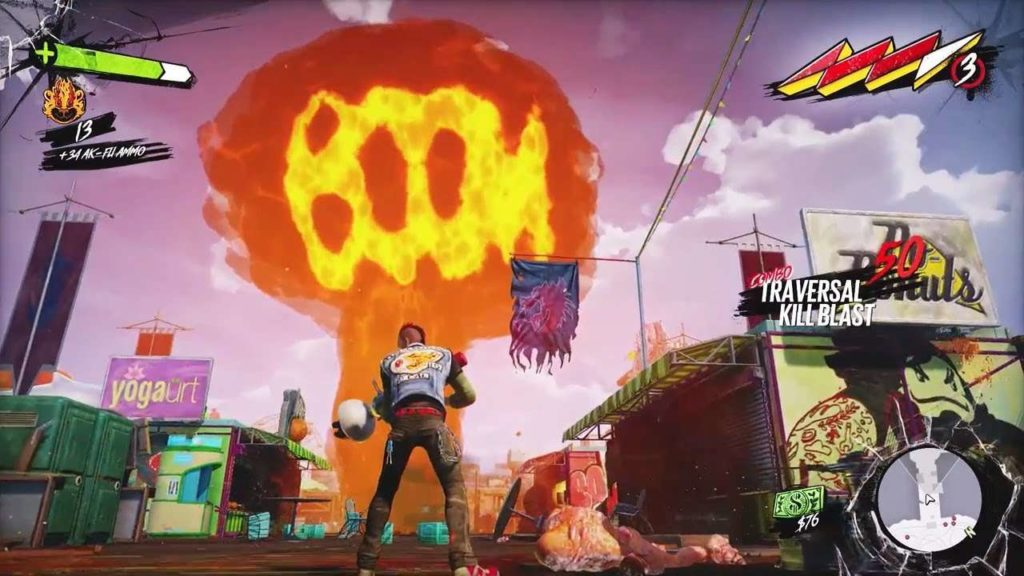 sunset overdrive insomniac
