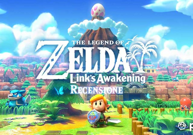 The Legend of Zelda Recensione