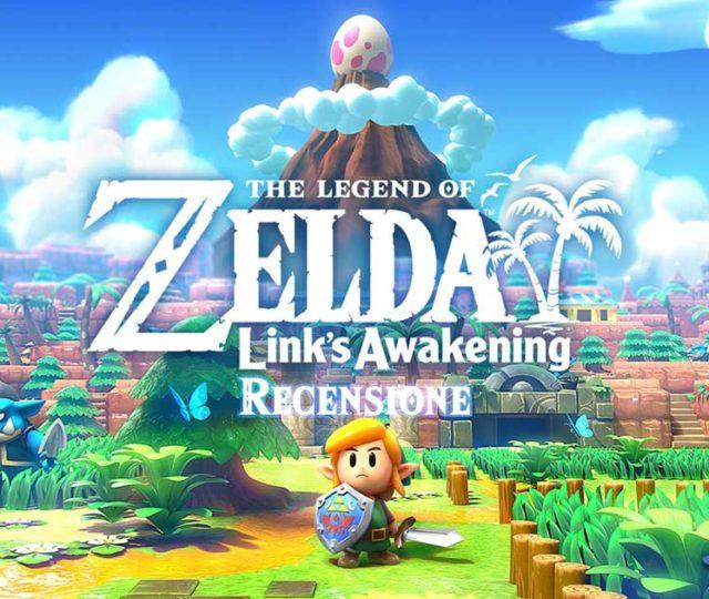 The Legend of Zelda Recensione