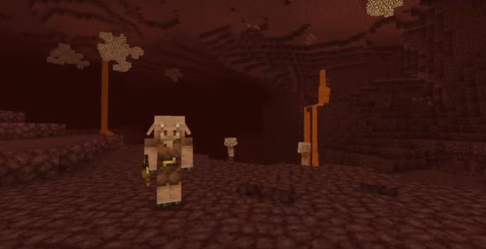 zombie piglen minecraft videogame