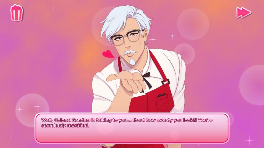 il colonnello sanders sexy