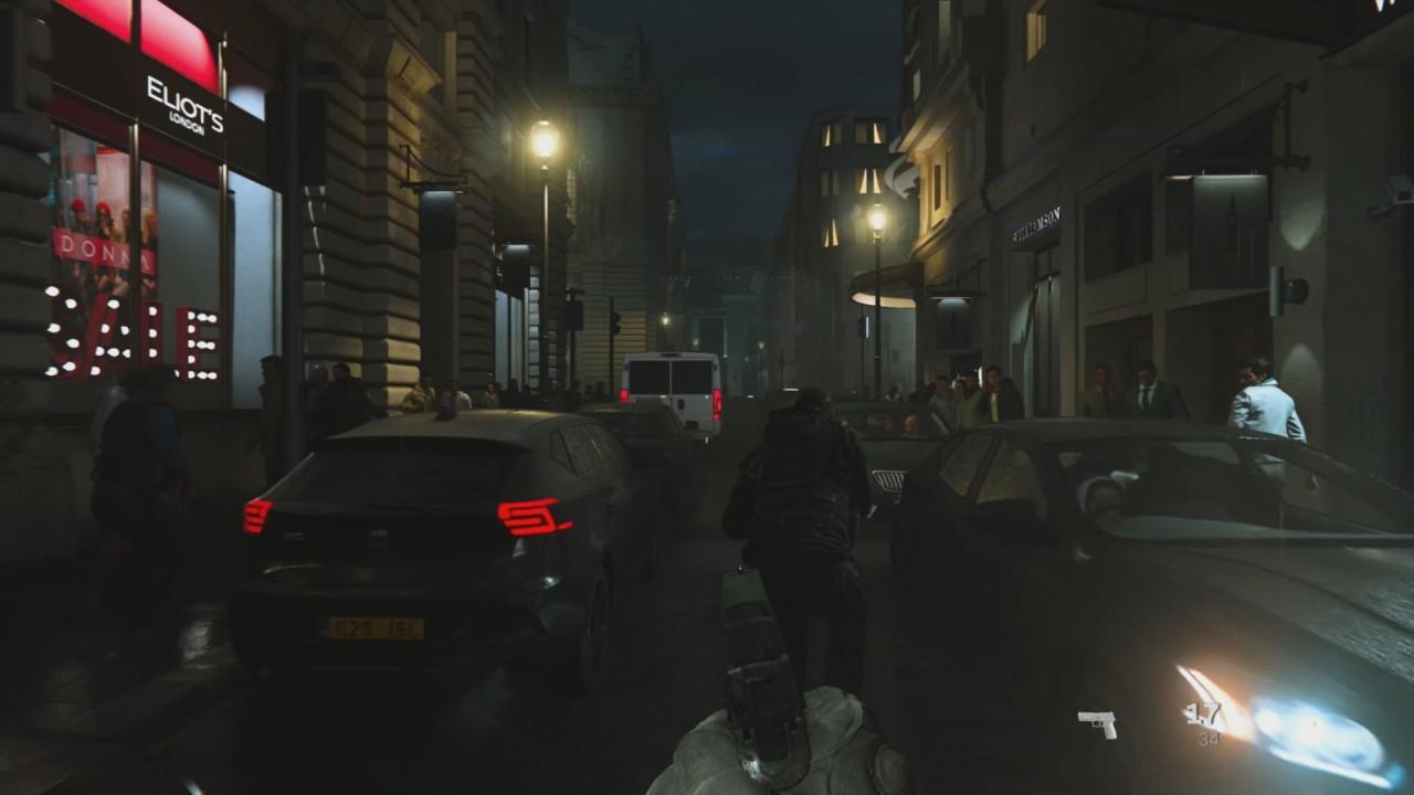 Call of Duty Modern Warfare attentato a Londra