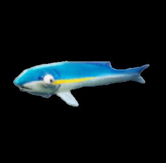 Fortnite pesci
