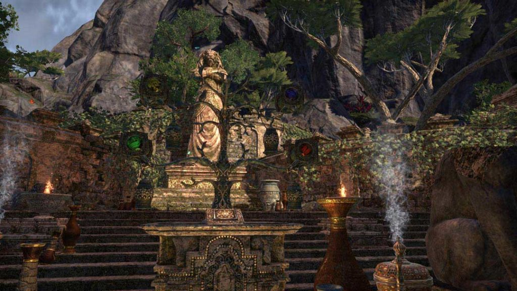 L'atmosfera mesoamericana di The Elder Scrolls Dragonhold