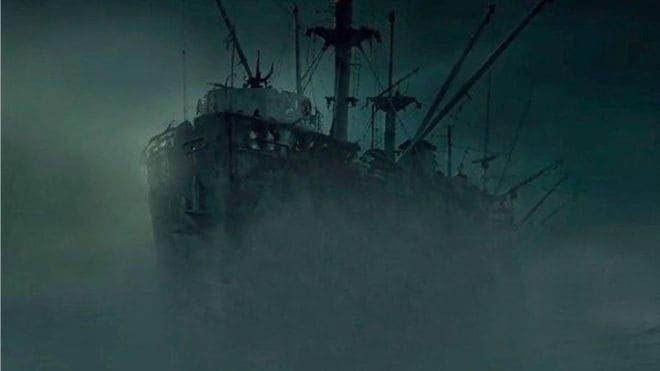 L'inquietante nave di Man of Medan in una screen da brivido
