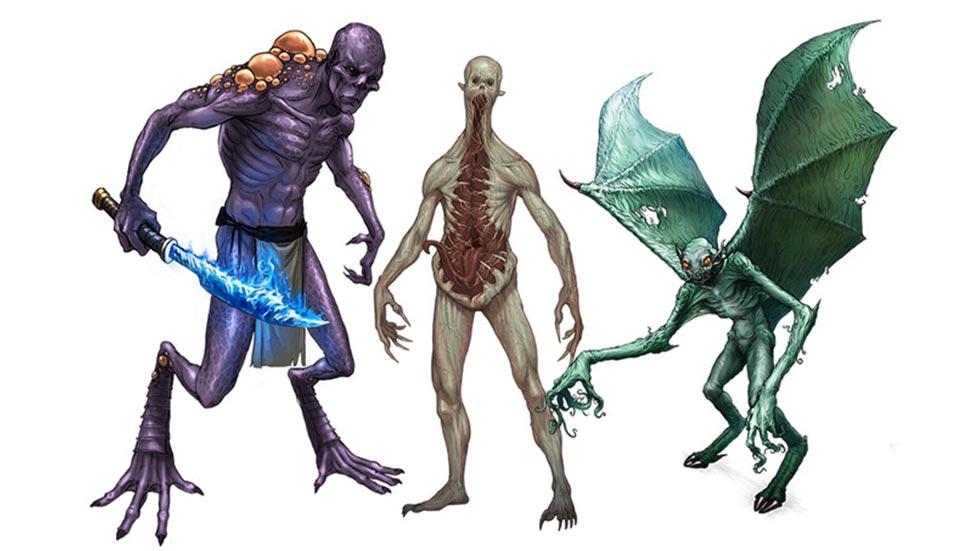 Corpus Malicious introduce nuovi mostri per D&D 5E