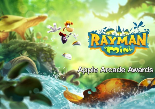 Copertina di Rayman Mini