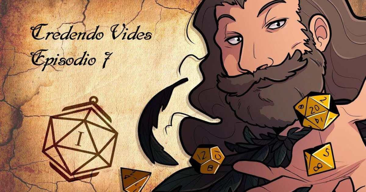 Copertina dell'episodio 7 di Credendo Vides