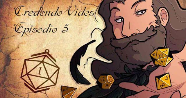Copertina dell'analisi Credendo Vides del quinto episodio di Luxastra