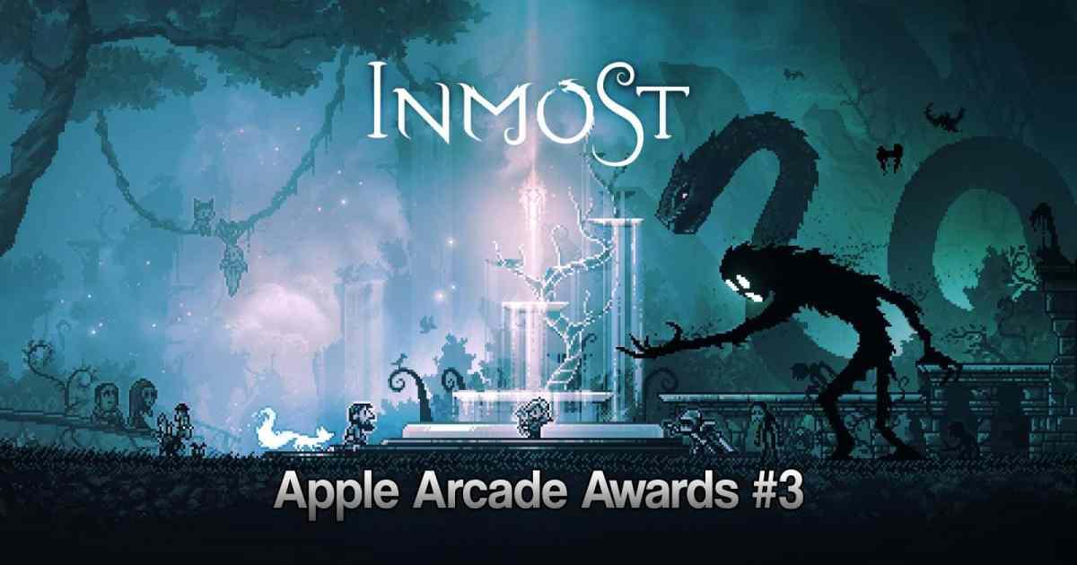 Copertina del terzo numero di Apple Arcade Awards