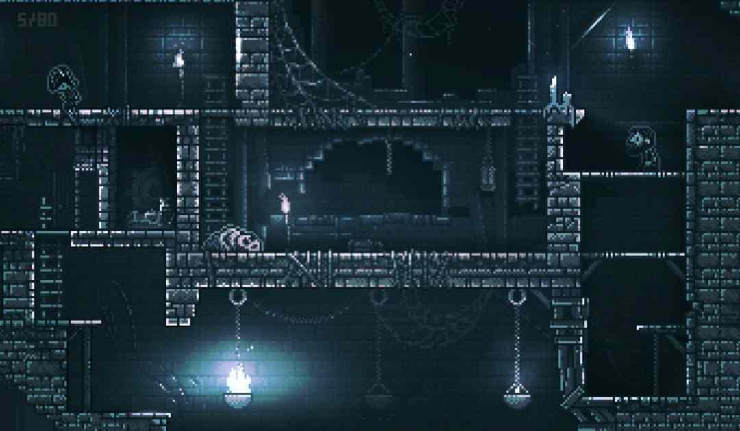 Screenshot di un puzzle di INMOST