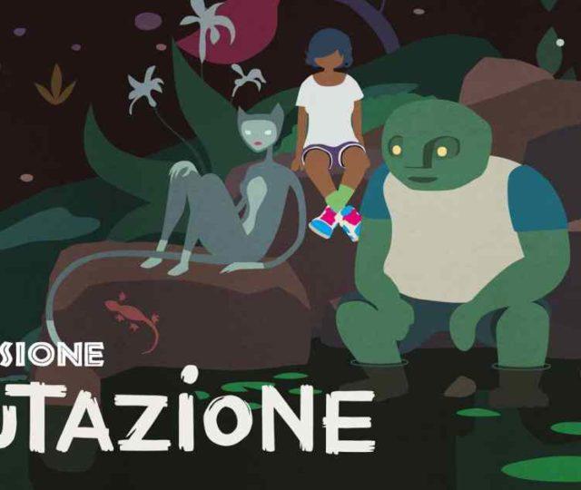 Immagine di copertina di Mutazione