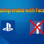 Playstation dice no a Facebook, scomparse le integrazioni con il social