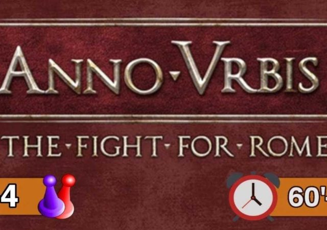 anno urbis the fight for rome torna su kickstarter