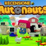Mini Recensione | Autonauts, la mia prima colonia automatizzata