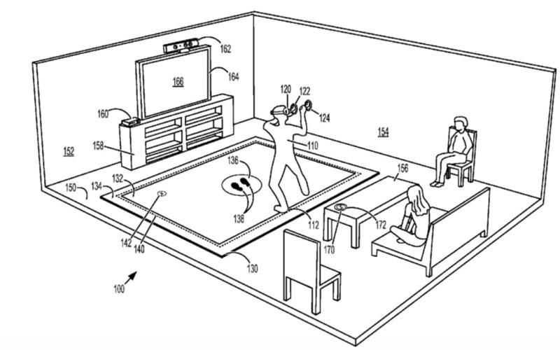 Lo schema esplicativo del brevetto Microsoft.