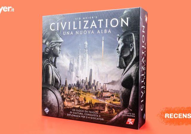 civilization una nuova alba recensione del gioco da tavolo