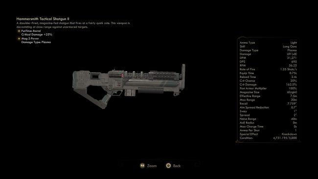 fucile tattico hammersmith