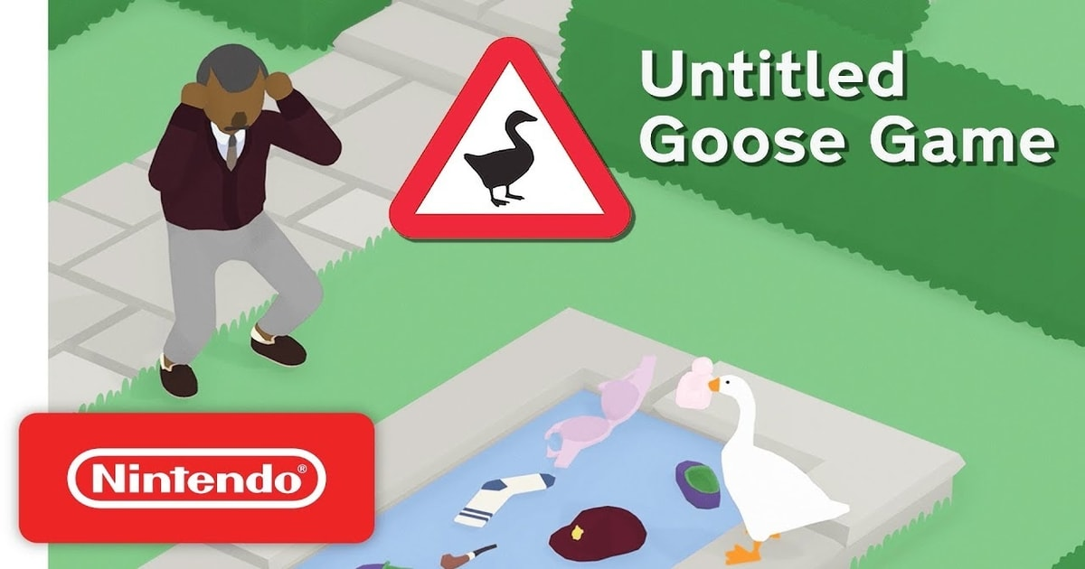 untitled goose game è il gioco digitale più venduto su nintendo switch