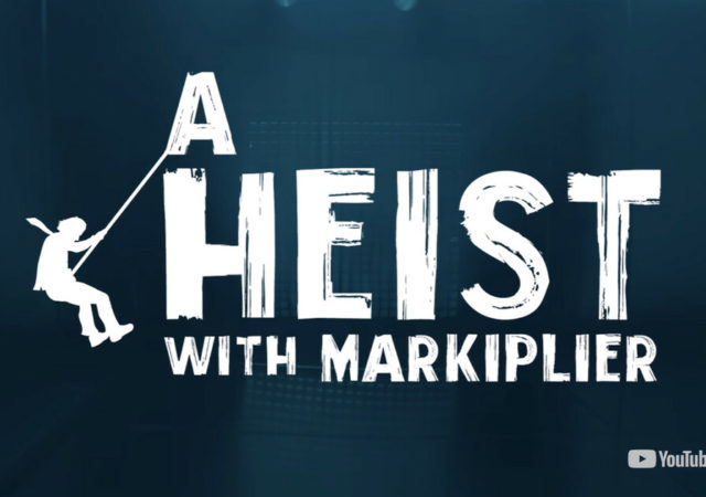 Il logo ufficiale di A Heist with Markiplier