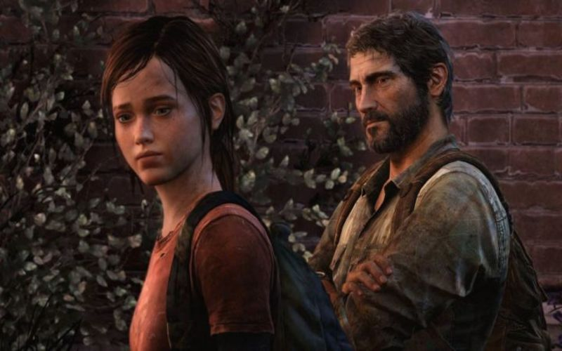 Una screen da The Last of Us