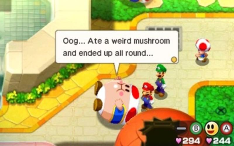 Una screen da uno degli episodi del gioco