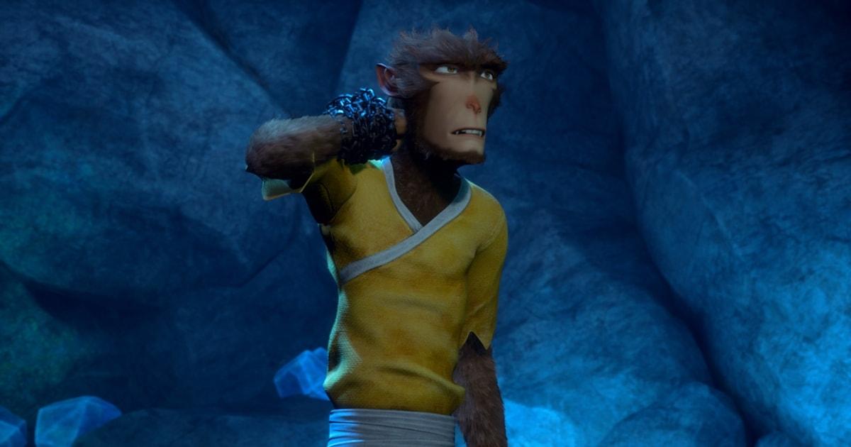 la grafica di monkey king: hero is back