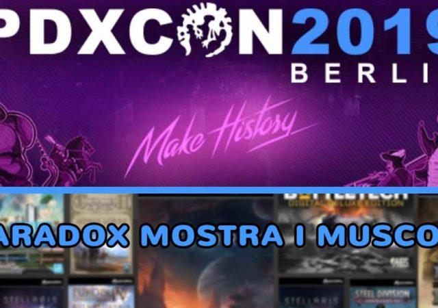 pdxcn paradox 2019 berlino
