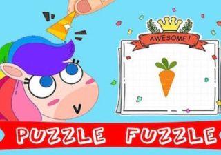 puzzle fuzzle tutti i livelli risolti