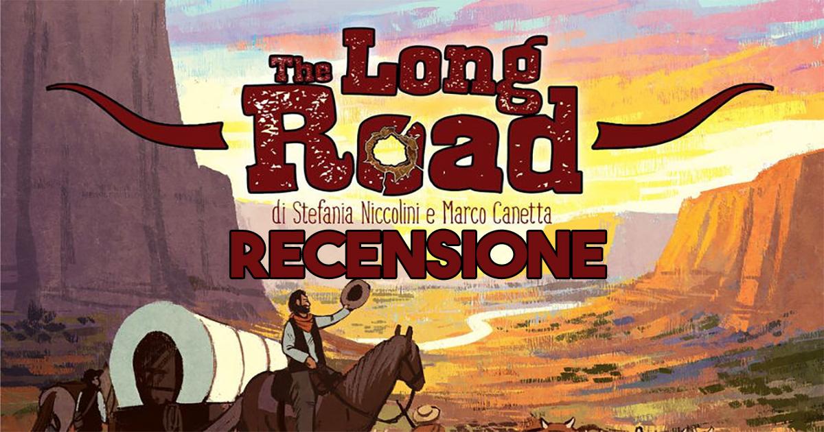 Recensione: The Long Road, per un pugno di buoi