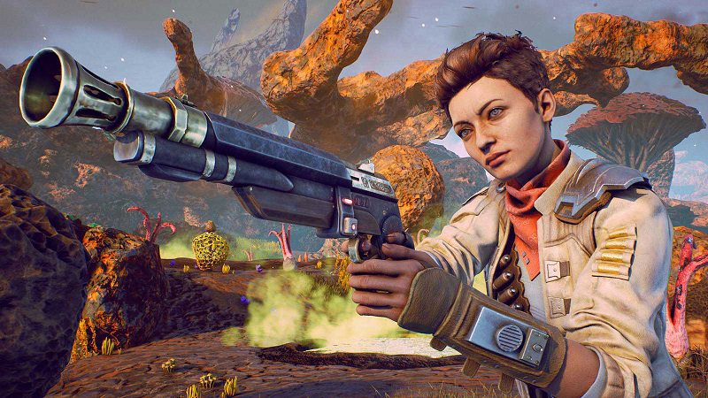 guida agli attributi e alla build di the outer worlds
